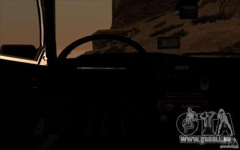 ВАЗ 2114 pour GTA San Andreas vue de droite