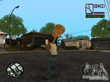 Gitarre für GTA San Andreas dritten Screenshot