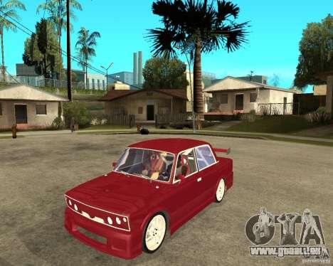 Seigneur de VAZ 2106 pour GTA San Andreas