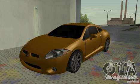 Mitsubishi Eclipse GT pour GTA San Andreas