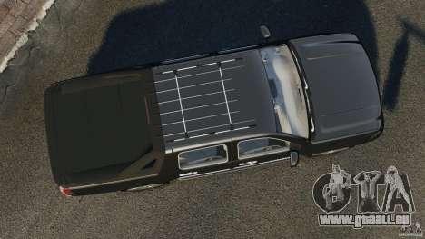 Chevrolet Avalanche Stock [Beta] pour GTA 4 est un droit