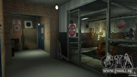 Retextured Broker Gunshop für GTA 4 dritte Screenshot