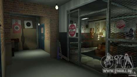 Retextured Broker Gunshop pour GTA 4 troisième écran
