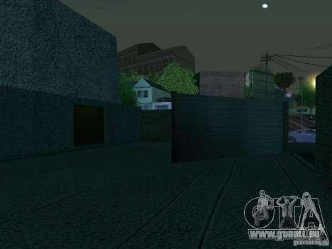 Andreas Cafe pour GTA San Andreas cinquième écran
