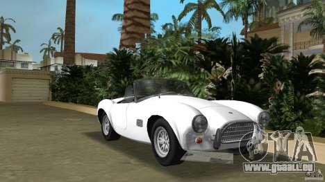 AC Cobra 289 für GTA Vice City
