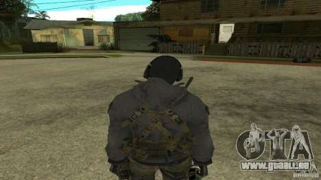 Ghost pour GTA San Andreas cinquième écran