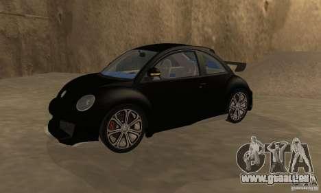 Volkswagen Bettle Tuning für GTA San Andreas rechten Ansicht