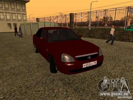 LADA 2170 Premier für GTA San Andreas