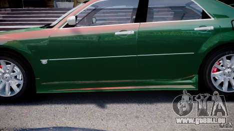Chrysler 300C SRT8 Tuning pour GTA 4 Salon