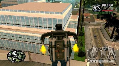 Neue Texturen-Krankenhaus in Los Santos für GTA San Andreas zweiten Screenshot