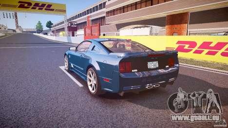 Saleen S281 Extreme - v1.1 für GTA 4 hinten links Ansicht