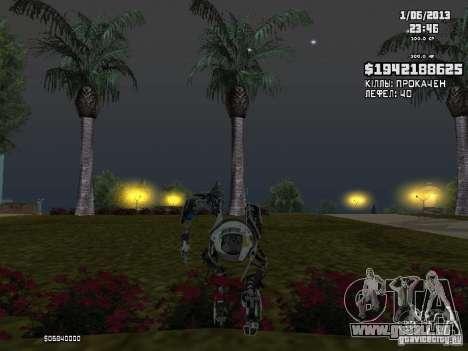 Atlas pour GTA San Andreas troisième écran