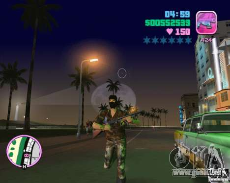Stalker pour GTA Vice City le sixième écran