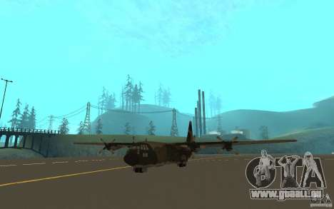 C-130 From Black Ops pour GTA San Andreas