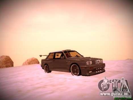 BMW M3 Drift für GTA San Andreas