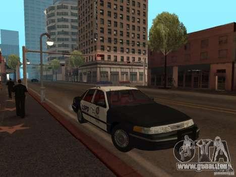 Ford Crown Victoria LSPD für GTA San Andreas