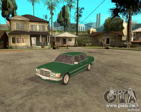 Mercedes - Benz 450SEL 6.9 AMG (W116) pour GTA San Andreas