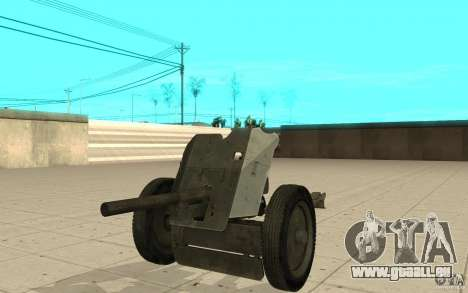 Regiment Waffe, 53-45 mm für GTA San Andreas