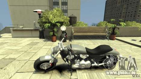Harley Davidson V-Rod (ver. 0.1 beta) HQ pour GTA 4