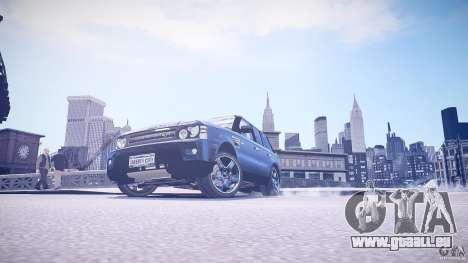 Range Rover Sport pour GTA 4 est un droit