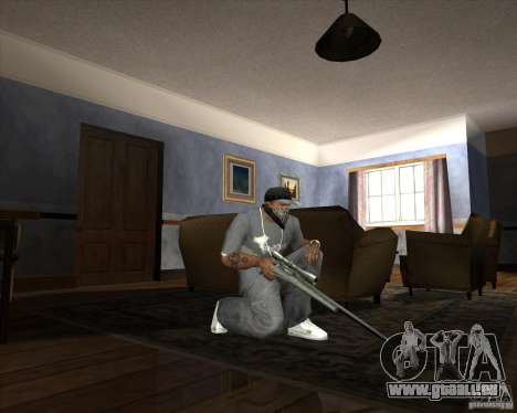 Jarra Mono Arsenal v1.2 für GTA San Andreas zwölften Screenshot