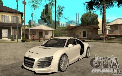 Audi R8 5.2 FSI custom pour GTA San Andreas