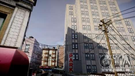 FrostENGINE ENB Mid End PCs für GTA 4 fünften Screenshot
