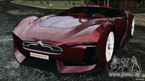 Citroen GT v1.2 pour GTA 4