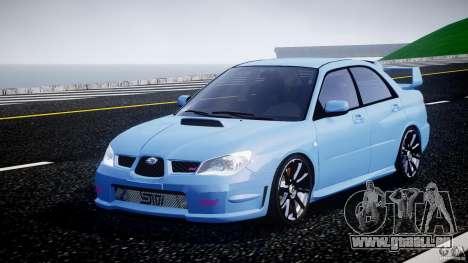 Subaru Impreza STI für GTA 4
