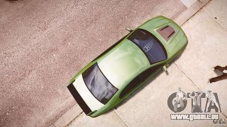 Ford Falcon XR8 2007 Rim 1 für GTA 4 rechte Ansicht