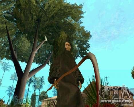 Tod für GTA San Andreas fünften Screenshot