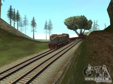 TÈM1M-1836 pour GTA San Andreas vue de droite