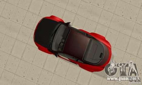 Mitsubishi Eclipse - Tuning für GTA San Andreas rechten Ansicht