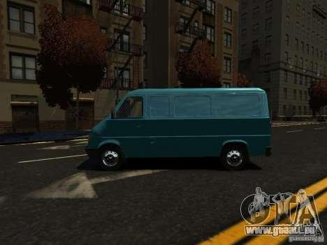 Daewoo Lublin 3 2000 pour GTA 4 est une gauche