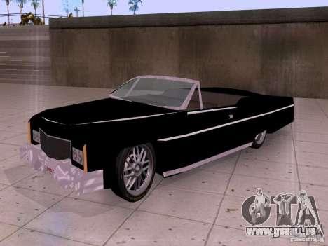 Cadillac Deville 1974 für GTA San Andreas