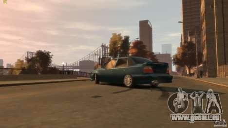 Daewoo Nexia Tuning pour GTA 4 est un droit