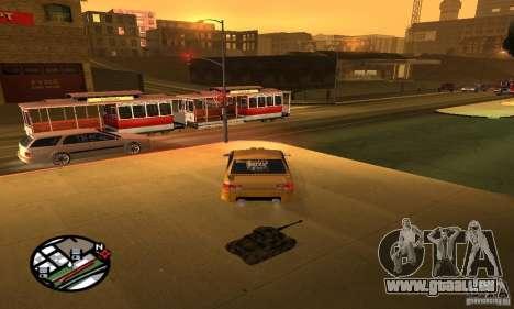 Véhicules RC pour GTA San Andreas neuvième écran