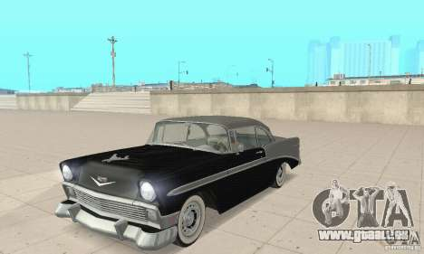 Chevrolet Bel Air 1956 pour GTA San Andreas