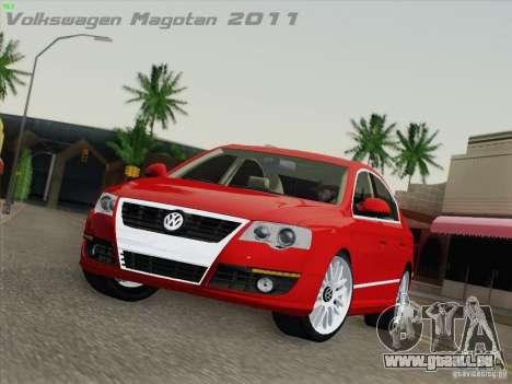 Volkswagen Magotan 2011 pour GTA San Andreas