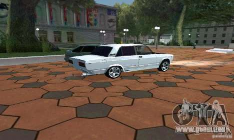 ВАЗ 21074 Light Tuning v2.0 pour GTA San Andreas vue arrière
