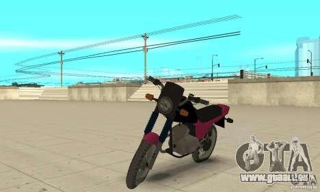ZID Owl 175 pour GTA San Andreas