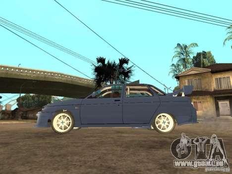 LADA 21103 rue Edition pour GTA San Andreas laissé vue