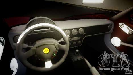 Farboud GTS 2007 pour GTA 4 Vue arrière
