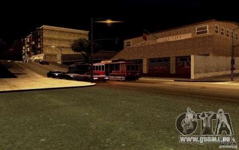 Un nouvel algorithme pour la circulation automob pour GTA San Andreas huitième écran