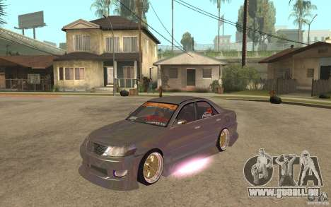 Toyota JZX110 Chaser V.I.P. Drifter für GTA San Andreas