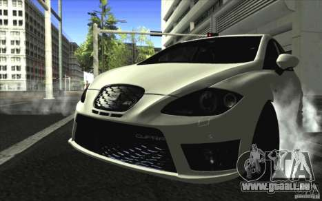 Seat Leon Cupra R für GTA San Andreas linke Ansicht