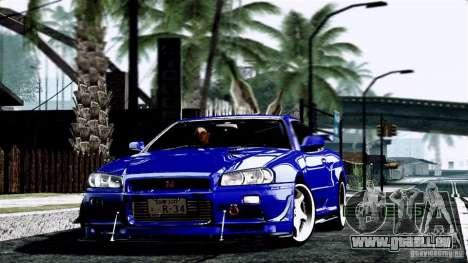 ENB By Wondo für GTA San Andreas siebten Screenshot