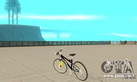 KTM Bike beta für GTA San Andreas zurück linke Ansicht