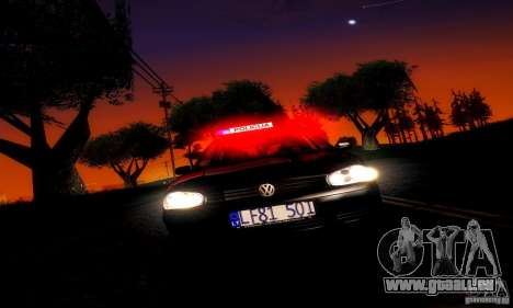 UltraThingRcm v 1.0 pour GTA San Andreas cinquième écran