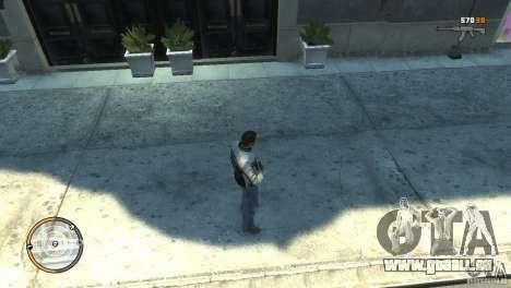 CG4 Radar Map für GTA 4 weiter Screenshot